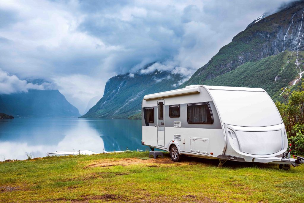Touring Caravan Staycation